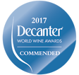 2017_decanter commended